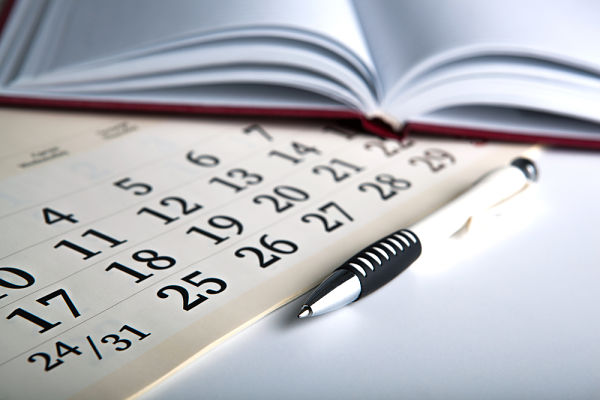 calendrier Suivre et relancer ses candidatures