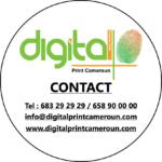 digital print cameroun